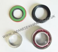 Nissan Navara D40 Pick Up 3.0DCi/TD (05/2010+) - Rear Wheel / Hub Bearing & Oil Seal Kit (4 Pcs)